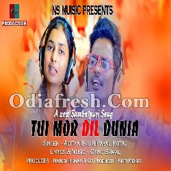 Tui Mor Dil Dunia - New Sambalpuri Song By Aditya Bag , Payal Hota