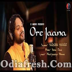 Ore Jaana - Shasank Sekhar - Odia New Sad Song