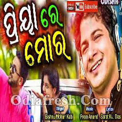 Priya Re Mora - Romantic Odia Song By Bishnu Mohan Kabi