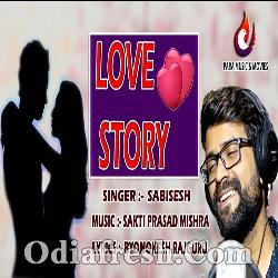 Love Story - Romantic Song By Sabisesh