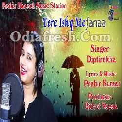 Tere Ishq Me Fanna - Romantic Odia Song By Diptirekha