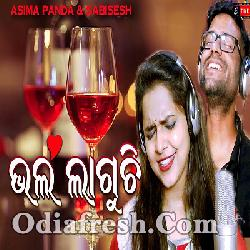 Bhari Bhala Laguchi - New Odia Romantic Song By Asima, Sabisesh