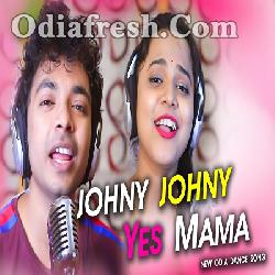 Johny Johny yes mama (Mantu churia, Asima panda) New Dance Song