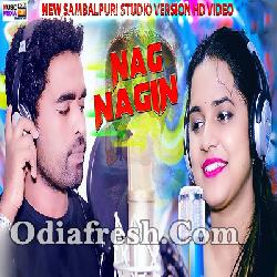 Nag Nagin - New Sambalpuri Romantic Song By Asima Panda - Suresh Suna