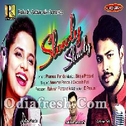 Slowly Slowly - New Odia Dancing Song By Asima Panda, Debesh Pati