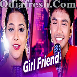 Girlfriend (Asima Panda,Mantu Chhuria) Odia Masti Song