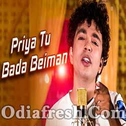 Priya Tu Bada Beiman -  Mantu Chhuria - Odia New Sad Song