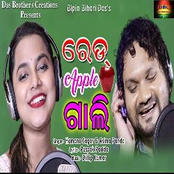 Red Apple Gali - Odia Dance Song