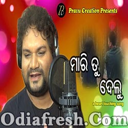 Maritu Delu (Human Sagar) Odia New Sad Song