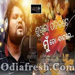 Sukhila Patarate Mu To Batare- Odia New Sad Song By Humane Sagar