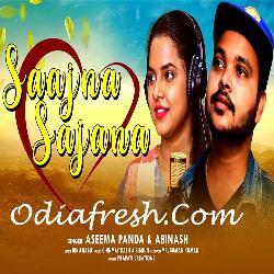 Sajna Sajna - Odia Romantic Song