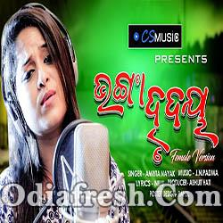 Bhanga Hrudaya (Female) - Odia New Sad Song By Amrita Nayak