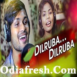 Dilruba Dilruba - Odia New Romantic Song (Sambit Kumar, Shruti)