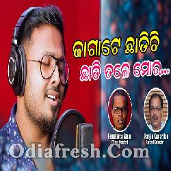 Jagate Chadichi Chati Tale Mora - Odia New Romantic Song By Biswajeet