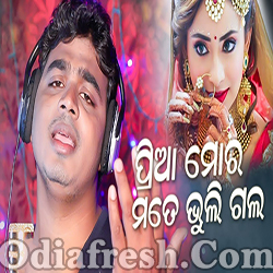 Priya Mora Mate Bhuli Jiba - Odia New Sad Song (Bubun Kumar)