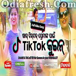 TikTok Queen - New Odia Romantic Masti Song (Jayashree Dhal)